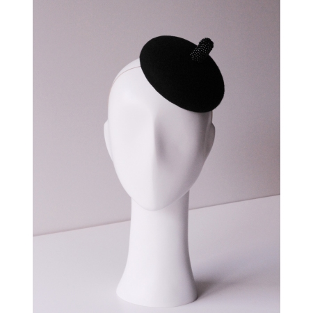 Mini hat with jewelled antenna