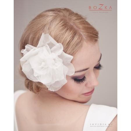 Silk bridal flower