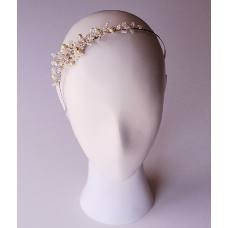 Bridal jewelled headband...